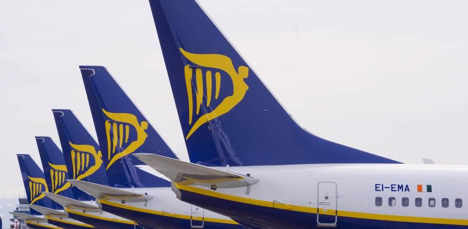Ryanair: levée de l'appel à la grève en Espagne après un accord