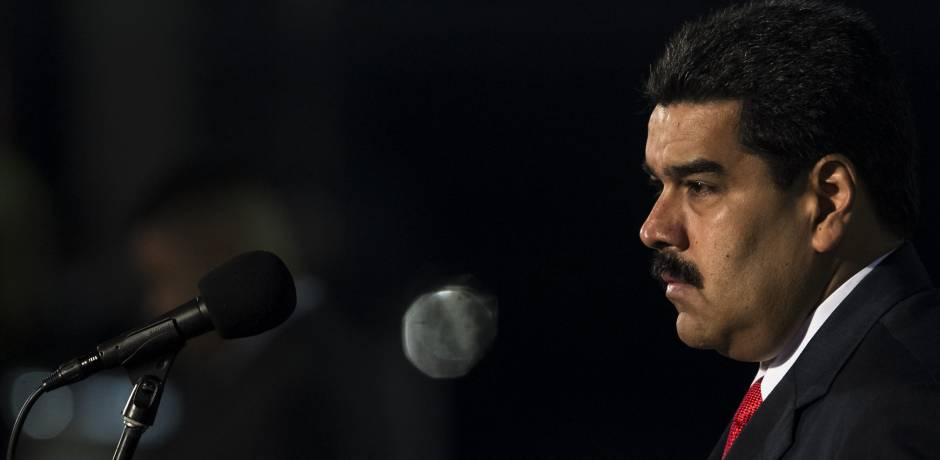 المكسيك تؤكد أنها تؤيد مادورو رئيساً لفنزويلا