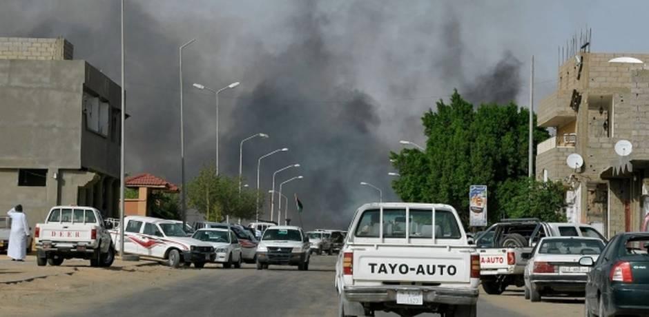ليبيا.. اندلاع معارك عنيفة بين مليشيات في طرابلس