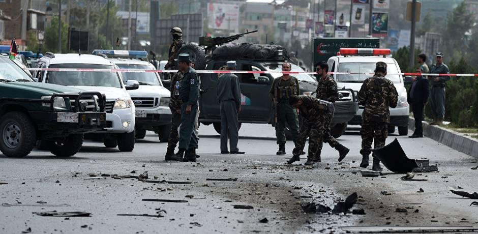 ارتفاع ضحايا الهجوم على مجمع حكومي في كابول إلى 43 قتيلا
