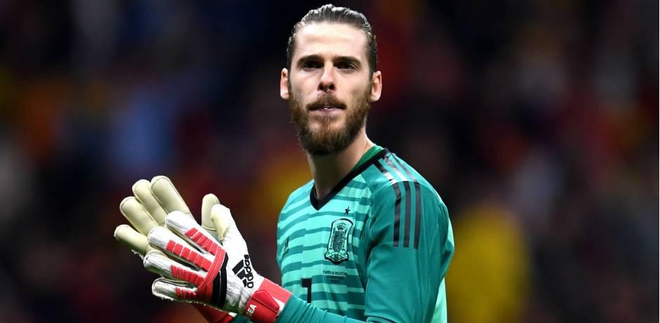 مانشستر يونايتد يُفعل بند تمديد عقد حارسه الإسباني دي خيا