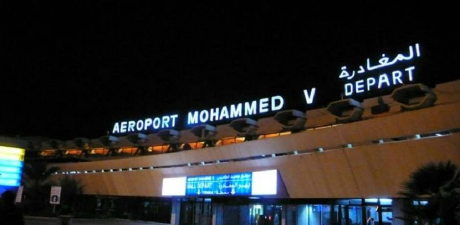 Aéroport Mohammed V: Arrestation d'une Angolaise en possession de plus de 3,8 kg de cocaïne