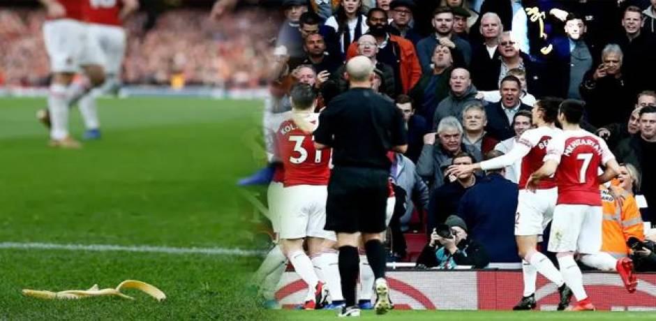 Football anglais: arrestation d'un supporter de Tottenham pour geste raciste contre Aubameyang