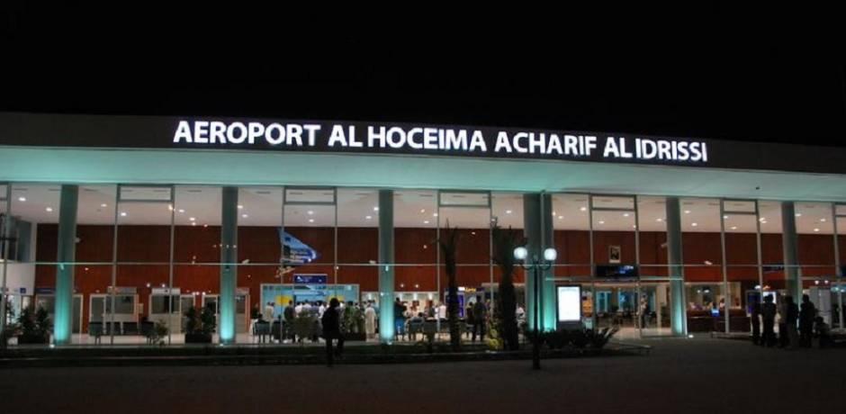 الحسيمة : ارتفاع حركة النقل الجوي بمطار الشريف الإدريسي بحوالي 20%