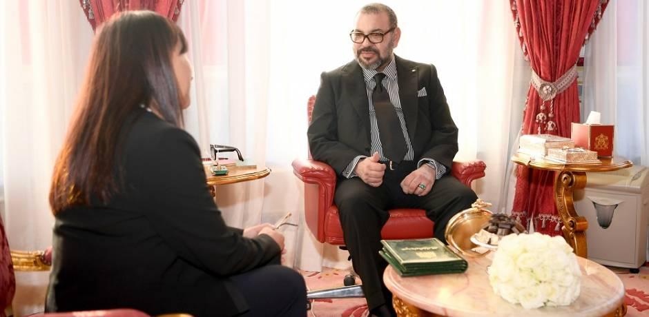 الملك محمد السادس يستقبل أمينة بوعياش ويعينها رئيسة للمجلس الوطني لحقوق الإنسان