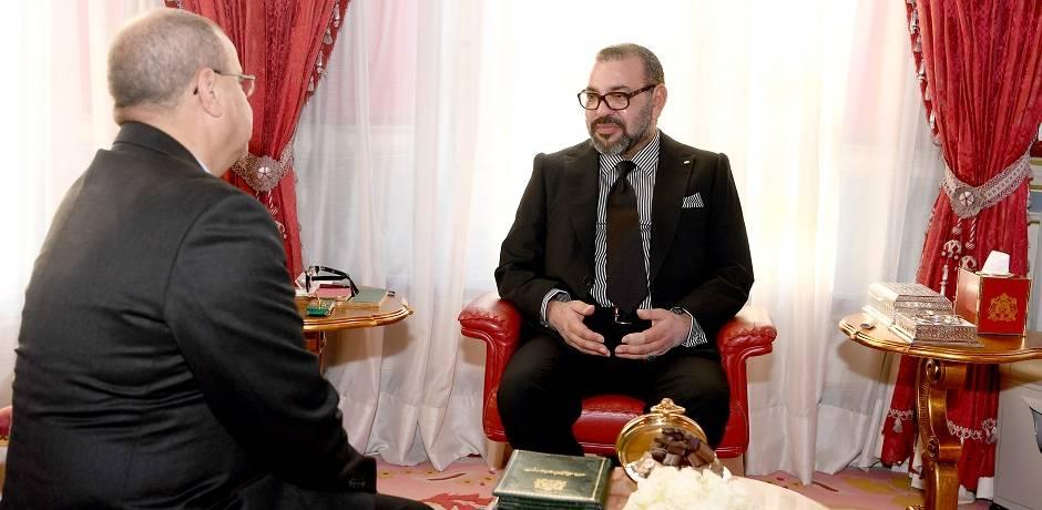 الملك محمد السادس يعين أحمد شوقي بنيوب في منصب المندوب الوزاري المكلف بحقوق الإنسان