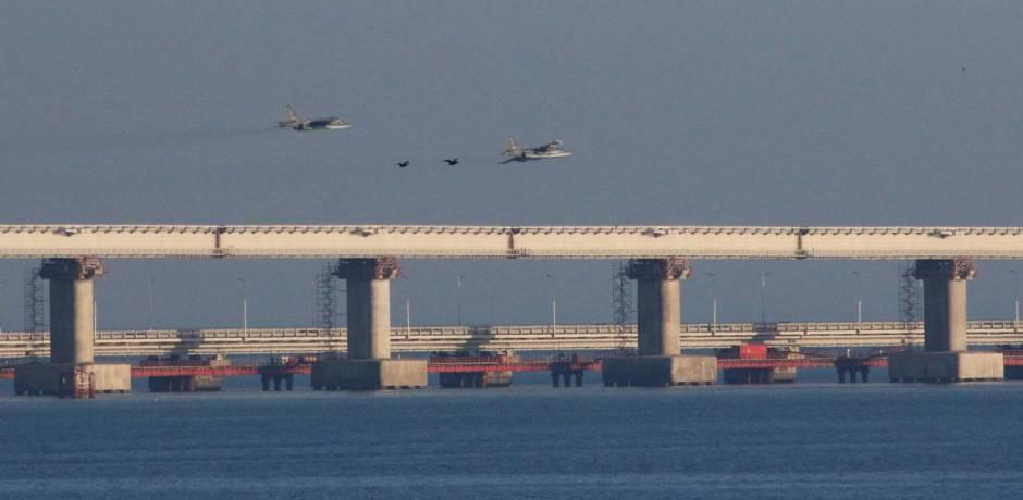 البنتاغون يعلن القيام بطلعة مراقبة فوق بحر آزوف
