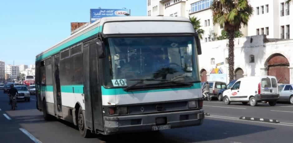 الرفع من مخصصات تجديد حظيرة الحافلات والشاحنات