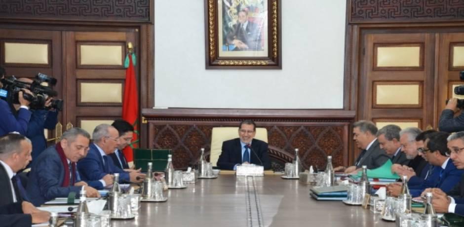 رئيس الحكومة يدعو الوزراء لمزيد من التفاعل الإيجابي مع البرلمان