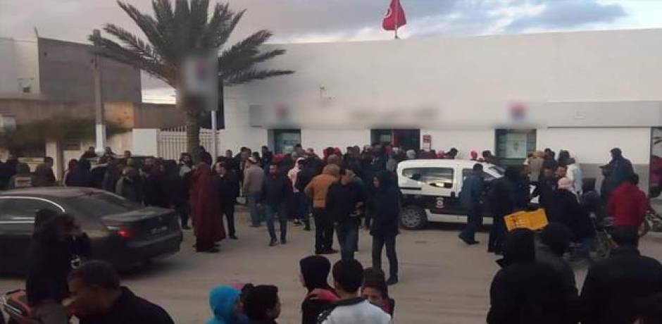 تونس .. عملية اغتيال وسطو مسلح نفذتها عصابة مسلحة بولاية القصرين