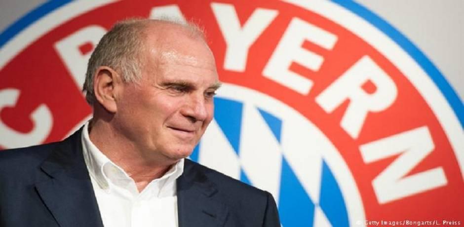 كرة القدم : إعادة انتخاب هونيس رئيسا لنادي بايرن ميونيخ