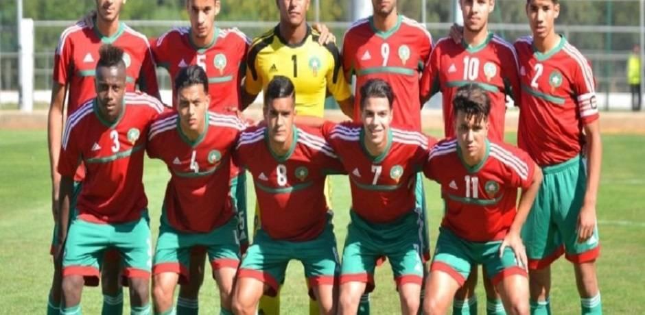 المنتخب المغربي لأقل من 17 سنة يفوز على نظيره التونسي