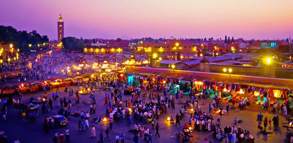 Hausse de 10% des nuitées dans les hôtels classés de Marrakech durant la période janvier-octobre 2018