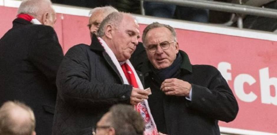 رومينيغه وهونيس مستمران في قيادة بايرن ميونيخ حتى 2021