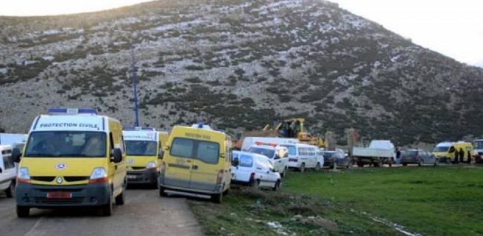 تسعة قتلى في حادث سير في الجزائر