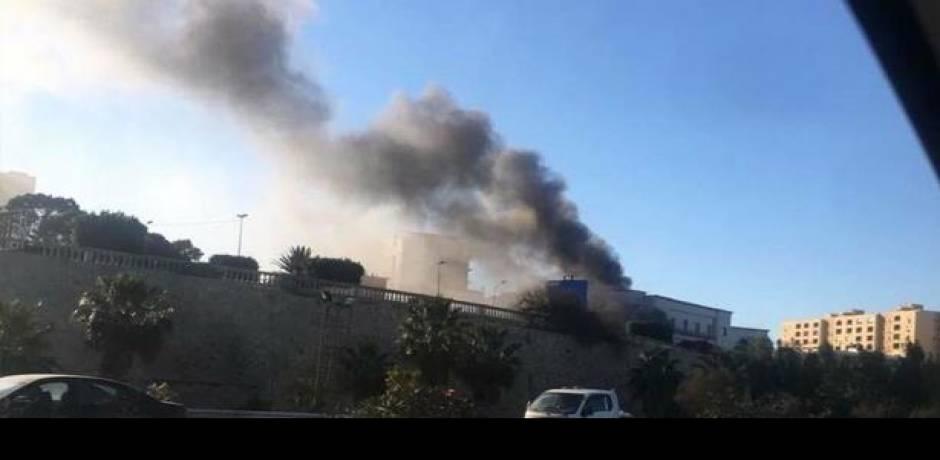 ارتفاع حصيلة الهجوم على وزارة الخارجية الليبية في طرابلس