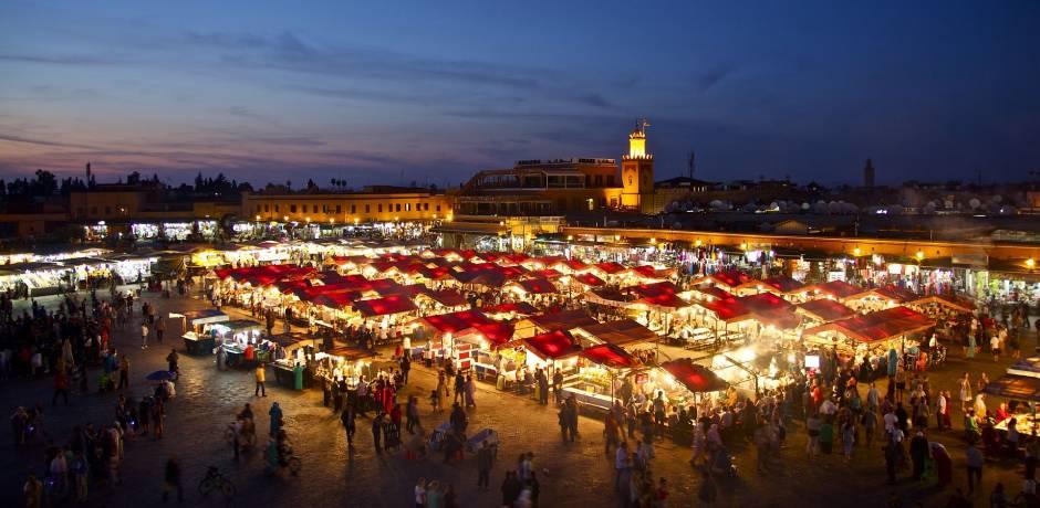 ارتفاع عدد السياح الوافدين على المغرب ب 8,5 في المائة نهاية نونبر الماضي