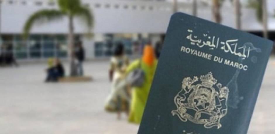 رقمنة التمبر الخاص بجواز السفر ابتداءً من فاتح يناير 2019