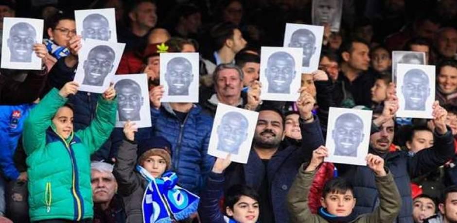 جمهور نابولي يطلق حملة تضامنية واسعة مع كوليبالي