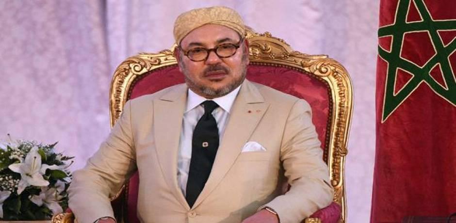 الملك محمد السادس يتبادل التهاني مع قادة الدول الشقيقة والصديقة بحلول السنة الجديدة 2019