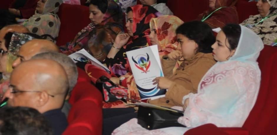 انطلاق أعمال الملتقى الدولي الثاني للشباب والنساء الرائدات بالداخلة