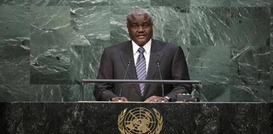 La Commission de l'Union africaine «condamne fermement» la mutinerie menée par des militaires au Gabon