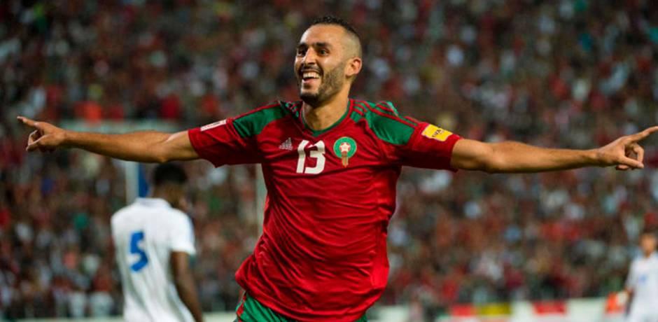 الدولي المغربي خالد بوطيب يعرب عن سعادته بالإنضمام إلى الزمالك المصري