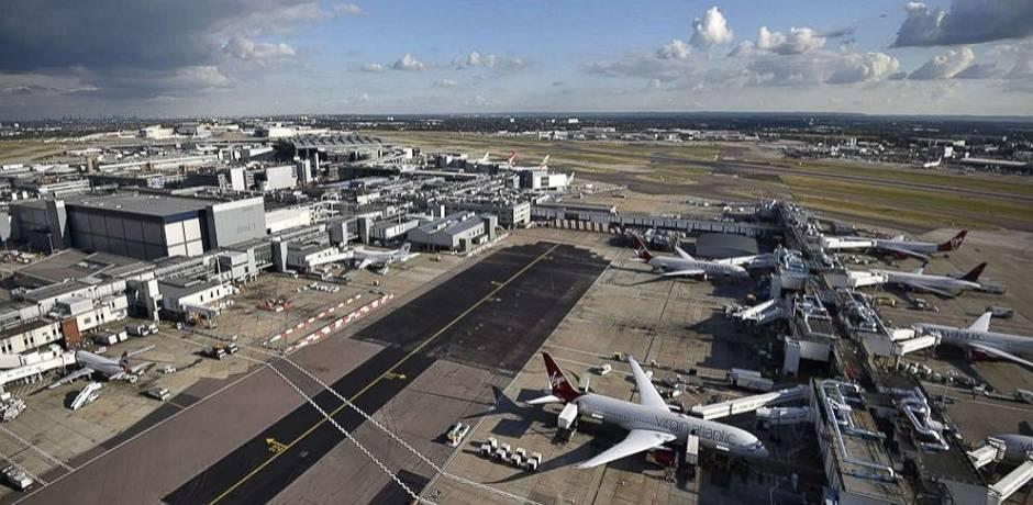 GB: l'armée déployée à Heathrow après des perturbations causées par un drone