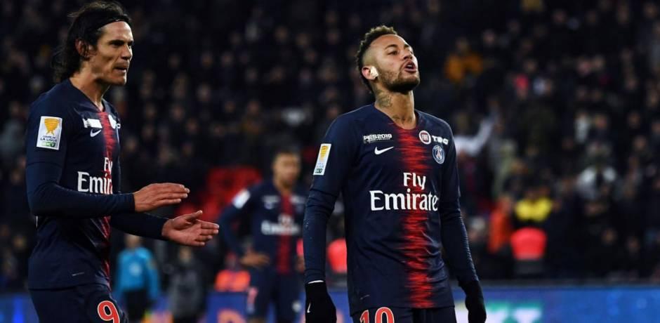 كأس الرابطة الفرنسية لكرة القدم.. باريس سان جرمان يفقد لقبه مودعا المنافسة من ربع النهائي