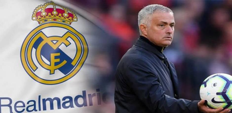 مورينيو يتحدث عن إمكانية العودة إلى ريال مدريد