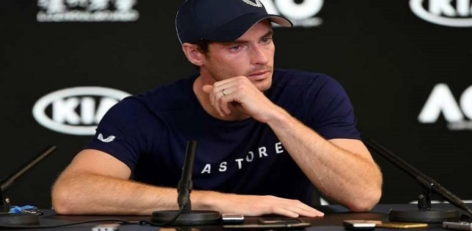 Tennis - Andy Murray vers la retraite, trahi par son corps