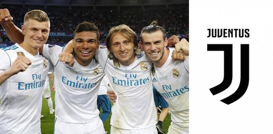 يوفنتوس يدخل على الخط لضم نجم ريال مدريد