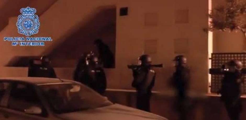 إلقاء القبض بمالقة على مغربي يشتبه في انتمائه لتنظيم (داعش) الإرهابي
