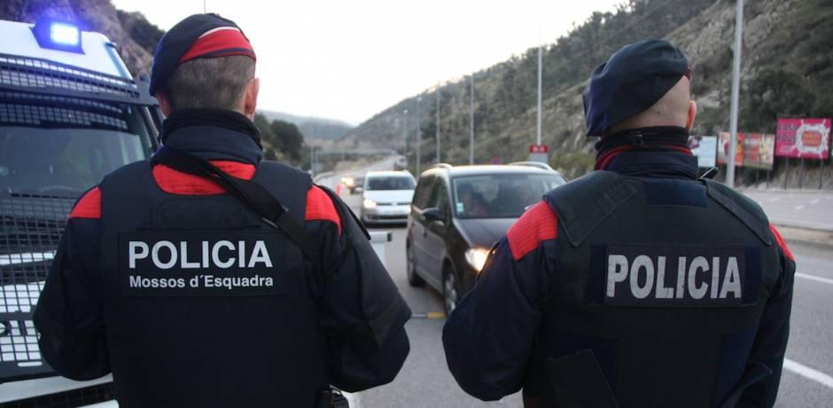 جهة كتالونيا .. اعتقال 18 مشتبها به في إطار عملية أمنية