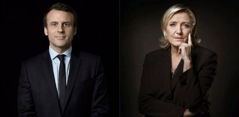 France: le parti de Macron repasse devant celui de Le Pen (sondage)