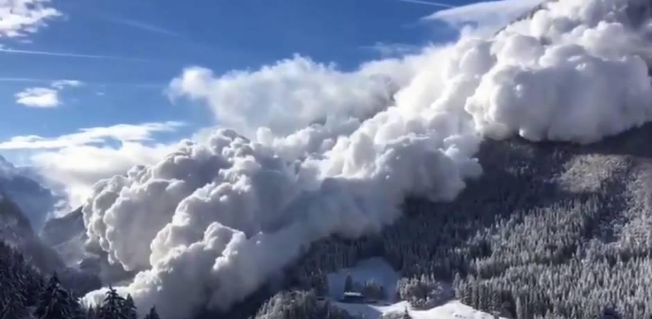 النمسا: العثور على جثث ثلاثة أشخاص لقوا مصرعهم بسبب الانهيارات الثلجية