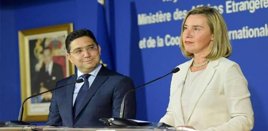 موغيريني : مصادقة البرلمان الأوروبي على الاتفاق الفلاحي سيمكن من بدء مرحلة جديدة في العلاقات المغربية الأوروبية