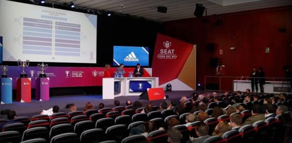 """قرعة كأس ملك إسبانيا .. مواجهات قوية مرتقبة و""""كلاسيكو"""" محتمل"""