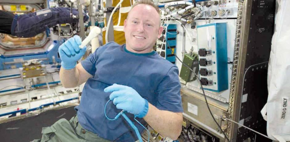 مختبر روسي ينجح في تجربة تجميع أنسجة الإنسان في الفضاء