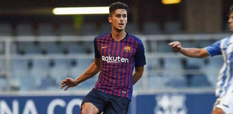 ليفانتي الاسباني يتقدم بشكوى ضد برشلونة بسبب إشراك المدافع خوان برانداريز موفيا