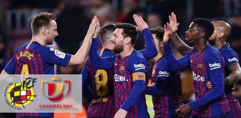 الاتحاد الإسباني يصدر قراره بشأن استبعاد برشلونة من كأس الملك
