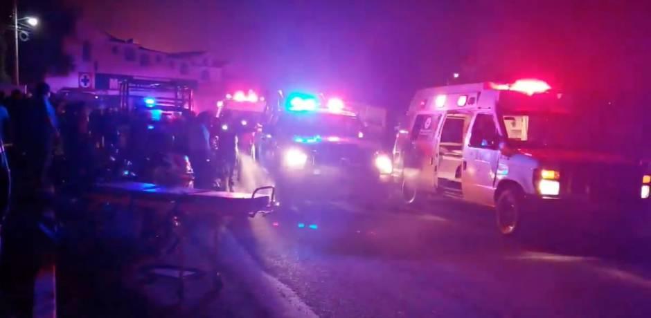 المكسيك.. ارتفاع حصيلة الحريق في أنبوب للنفط إلى 66 قتيلا و76 جريحا