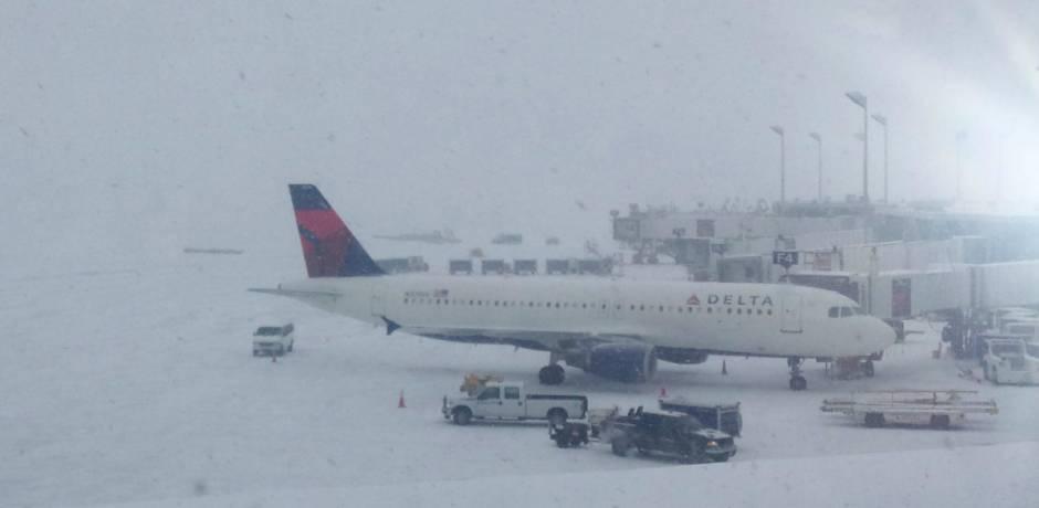 إلغاء أزيد من ألف رحلة من روسيا الى الولايات المتحدة بسبب سوء الأحوال الجوية
