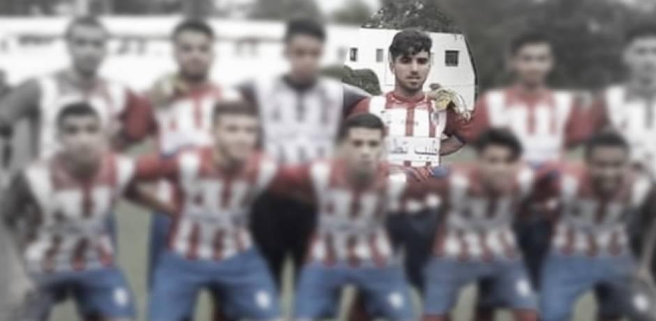 وفاة لاعب المغرب التطواني سفيان بوكرموس في حادثة سير
