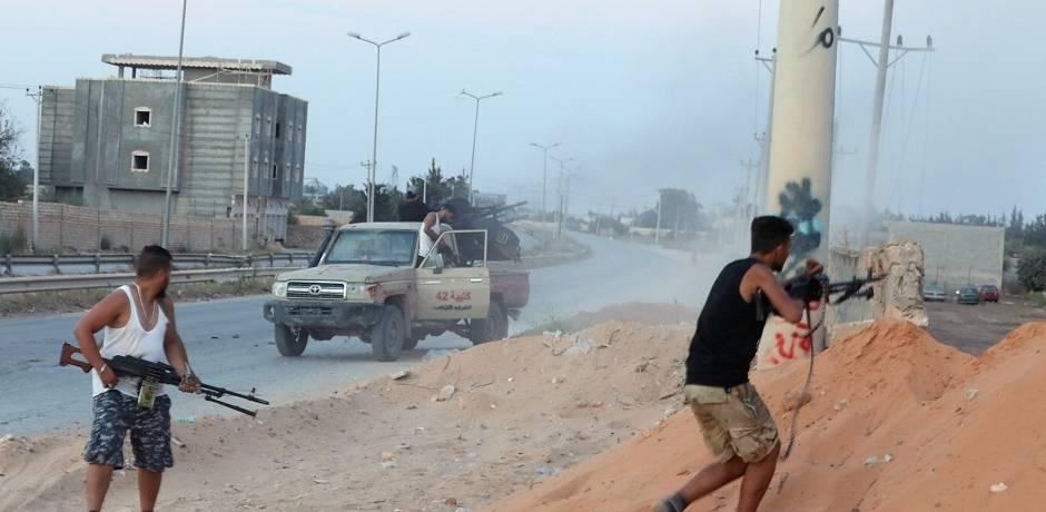 ليبيا..اتفاق على هدنة جديدة بعد أسبوع من الاشتباكات خلفت 16 قتيلا