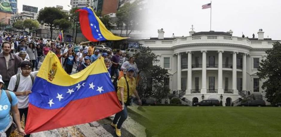 """واشنطن: """"جميع الخيارات"""" مطروحة إذا استخدم مادورو القوة ضد المتظاهرين"""