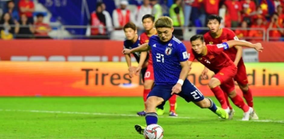 اليابان أول المتأهلين إلى نصف نهائي كأس آسيا 2019