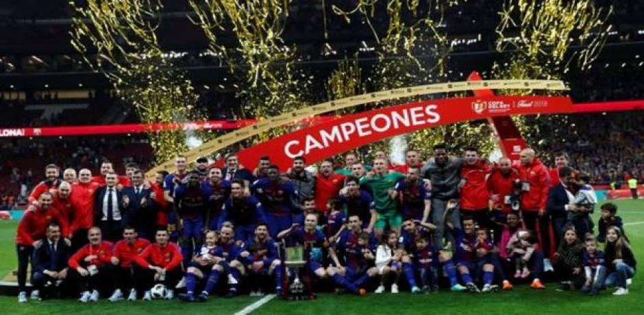 كأس إسبانيا .. برشلونة مهدد بالتنازل عن اللقب