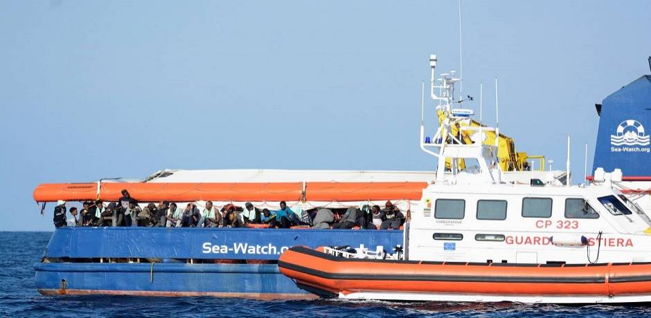 Le Portugal va accueillir des migrants du navire humanitaire Sea Watch 3