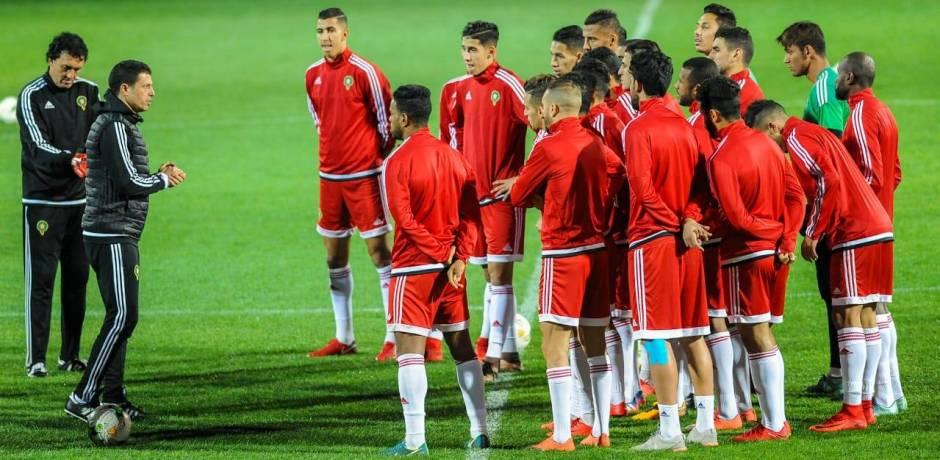 """المنتخب الوطني للاعبين المحليين يواجه المنتخب الجزائري في تصفيات """"الشان"""""""